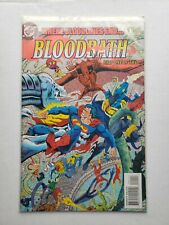 Bloodbath #1 (DC, Dec 1993) Bloodlines Crossover