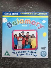 BALAMORY DVD PROMO DAILY MAIL CHILDREN's COLLECTION .