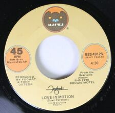 Rock Nm! 45 Dave Peverett - Love In Motion / Third Time Lucky (First Time I Was