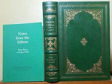 Four Plays by Eugene O'Neill Franklin Library Leather Binding