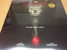 Wishmaster: Special Edition (1997) [PSE98-150] AC3 Dolby Horror Laserdisc LD NEW