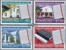 Tokelau 403-406 (complete issue) unmounted mint / never hinged 2010 Tokelauische