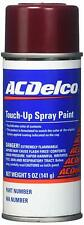 Genuine GM ACDelco Sport Red Metallic Paint 5oz Spray Code 63U WA817K