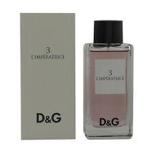 Perfumes de mujer Eau de toilette Dolce&Gabbana Pour Femme