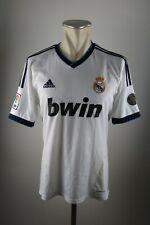 Real Madrid Trikot Gr. M 2012-2013 Home Adidas jersey Spanien bwin