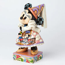 Jim Shore Disney 'Happily Ever After' Princess Minnie in Royal Gown 4038497