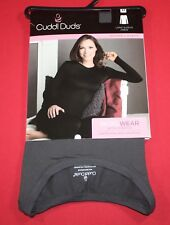 Cuddl Duds Womens Long Sleeve Crew Micro Wear w Stretch Size Medium Base Layer