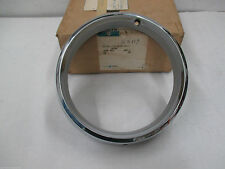 Mopar NOS 1967 Chrysler Newport Left Hand Outer Headlight Bezel 2582643
