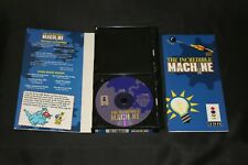 Incredible Machine Vintage 3Do Game Original Longbox w Instructions 1994 Rare