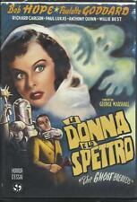 La donna e lo spettro (1940) DVD