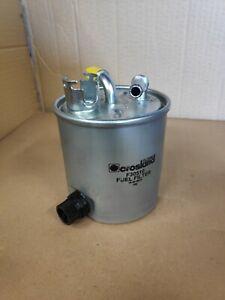 Crosland fuel filter F30510 fits various nissan renault diesel models 503700378