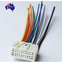 Audio Harness cable for Toyota original Head unit Stereo CROWN PRADO AU seller