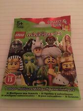 LEGO SERIES 13  PALEONTOLOGIST SEALED