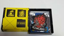 Cyberpunk 2077 PS4 PS5 XBOX PC Collector's Edition Samurai Night City Patches