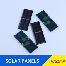 1V 60mA Mini Power Solar Panel Small Cell Phone Module Charger model 2019 RTA
