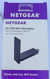Netgear AC1200 WIFI USB Adapter