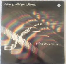 Little River Band,Time Exposure,Vinyl LP,1981 Capitol,LP,Vinyl record,Excellent