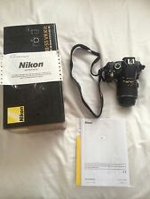 Nikon D3000 10.2 MP Digital SLR Camera - Black (Kit w/ AF-S DX VR 18-55mm Lens)
