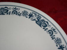Assorted Corelle Old Town Blue Pattern Dinnerware & Serving Pieces