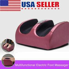 6 in 1 Electric Shiatsu Kneading Massager Foot Calf Leg Rolling Massage Machine
