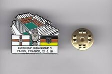 Northern Ireland v Germany ( Euros 2016 ) - lapel badge butterfly fitting