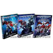Transformers Prime Complete Series Seasons 1 2 3 Box / DVD Set(s) NEW!