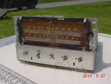 Vintage 1955 Magnavox CR330AA AM FM Vacuum Tube Radio Console Tuner Chassis Amp