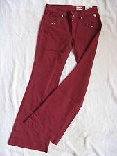 Replay Damen Jeans Schlag Stretch W28/L32 extra low waist slim fit flare leg