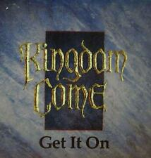 "Kingdom Come(7"" Vinyl P/S)Get It On-Polydor-KCS 1-UK-Ex+/Ex"