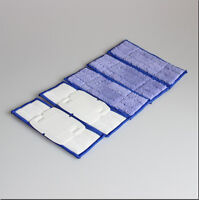5 pack Washable Wet Mopping Pads replacement for iRobot Braava Jet 240