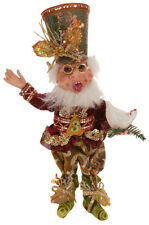 """Mark Roberts Three French Hens Elf, Sm 12"""" - New - Free Shipping"""
