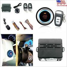 Car Ignition Engine Start Push Button Remote With Alarm System Vibration Alarm Fits Honda