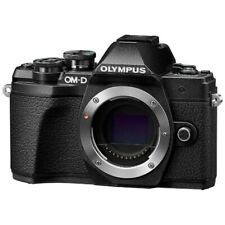 OLYMPUS OM-D E-M10 Mark III Mirrorless Camera Body Only Black Japan Ver. New