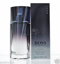 Boss Soul by Hugo Boss for Men Eau De Toilette 3 oz 90 ml Spray