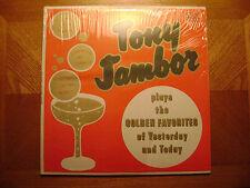 CUCA LP RECORD / TONY JAMBOR/ PLAYS THE GOLDEN FAVORITES/ KS-2090 IN SHRINK