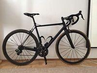 Carbon Rennrad 54 Shimano Ultegra Di2 3T Ergonova