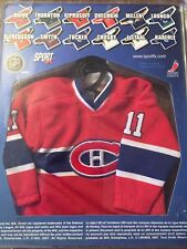 Montreal Canadiens Hockey Koivu Micro Jersey Collection