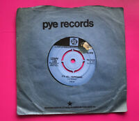 "E433, It's All Happening, Leapt Lee, 7"" 45rpm Single, Very Good Plus Condition"