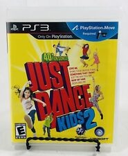Just Dance Kids 2 PS3 Playstation 3 - Complete w/ Manual