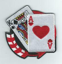 21st FIGHTER SQUADRON MORALE (THEIR LATEST) patch