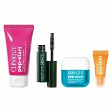 CLINIQUE Pep Start Deluxe Travel Set  GREAT CHRISTMAS GIFT FOR HER