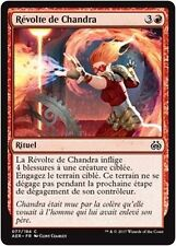 MTG Magic AER - (x4) Chandra's Revolution/Révolte de Chandra, French/VF