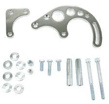 Polished Aluminum Power Steering Pump Bracket Chevy Saginaw Pump 283 305 327 350