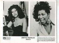 Aretha Franklin:Duets  1993 TV press photo MBX80