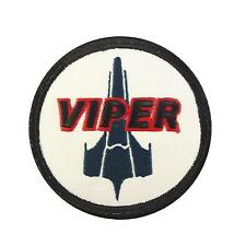 battlestar galactica viper pilot BSG embroidered scifi cosplay sew iron on patch