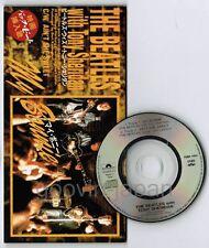 "THE BEATLES w/TONY SHERIDAN My Bonnie /Ain't She Sweet JAPAN 3"" CD PODP-1095"