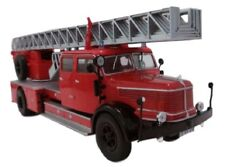 Krupp Metz DL52 camión bomberos 1/43 firefighters truck IXO Salvat Diecast