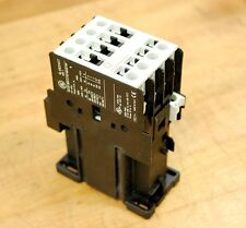 GE Contactor RL4R 40E, 24VDC coil. - USED
