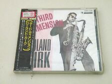 ROLAND KIRK - THIRD DIMENSION - CD JAPAN BETHLEHEM 1991 NUOVO/NEW