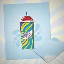 Heathers the Musical Throw Blanket | Freeze Your Brain, 7-11 Slurpee, JD
